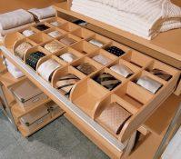 Мебель на заказ в Геленджике — Гардеробные