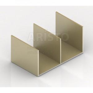 Золото матовое