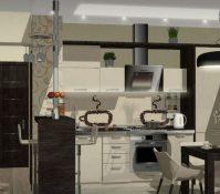 Дизайн проект квартиры Геленджик