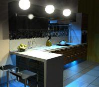 Дизайн квартиры в Геленджике